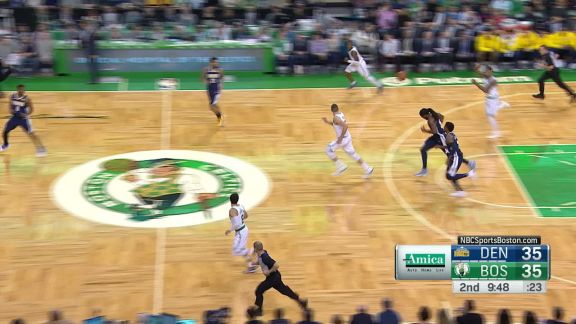 Theis Finishes The Oop