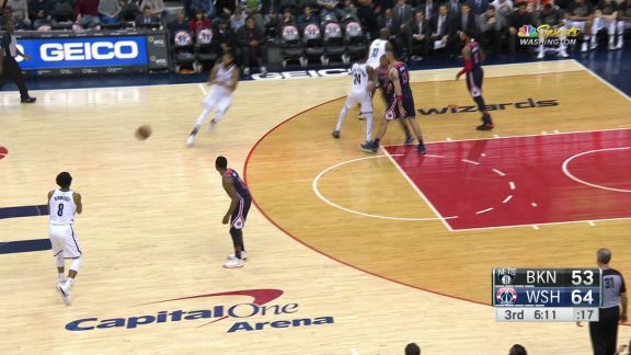 Beal Throws It Down