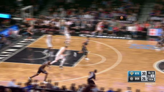Crabbe Chase-Down Block