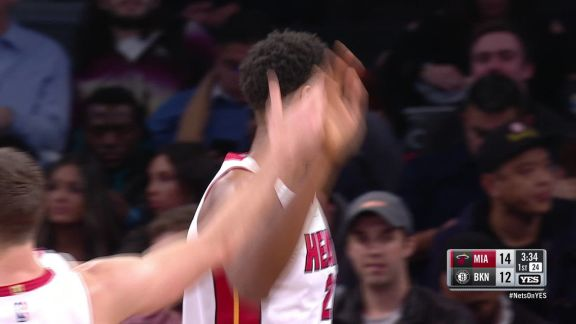 Whiteside With The And-One