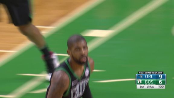 Irving Drains The Jumper