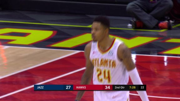 Bazemore Drains The Three