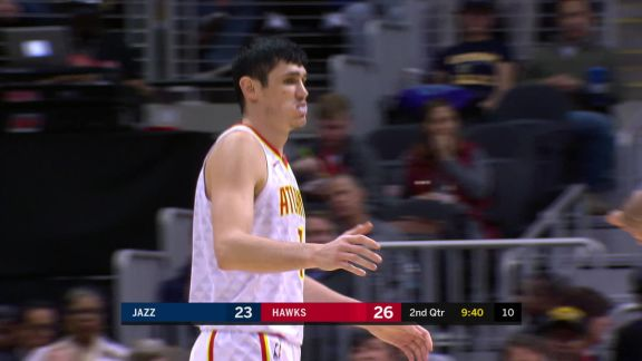 Ilyasova Fade-Away And-One