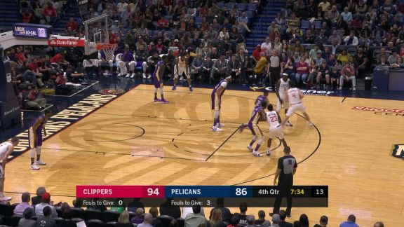 Davis Becomes All-Time Rebounding Leader For Pelicans