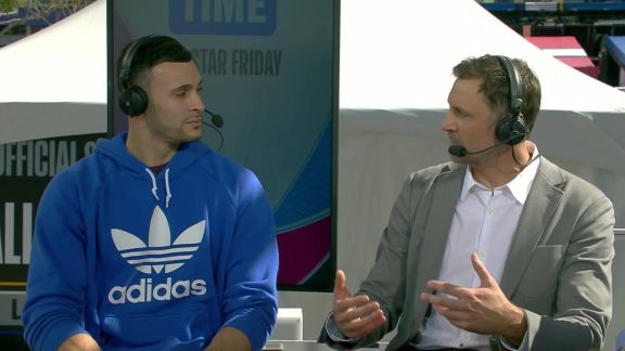 Larry Nance, Jr. Talks Trade, Dunk Contest