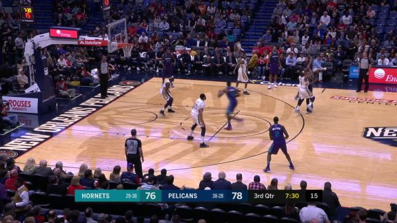 Holiday Finds Moore For The Layup