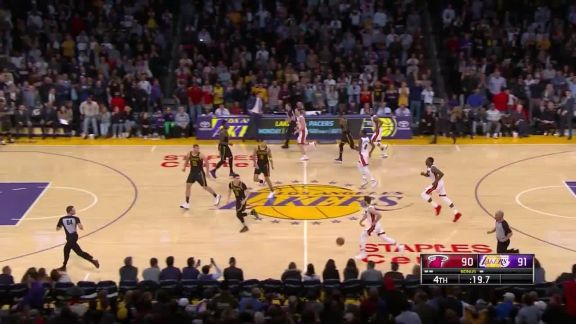 Dragic Nails The Winning Floater