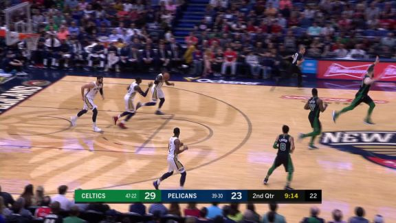 Diallo With The Dunk