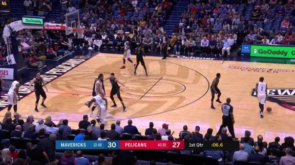 Clark Ends The First With The Jumper