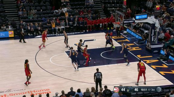 Schroder Crosses To The Rim