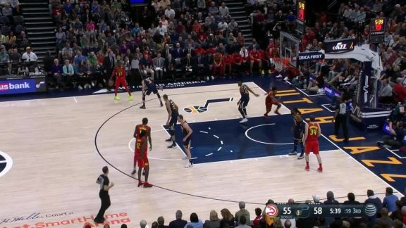 Schroder Drains The Jumper