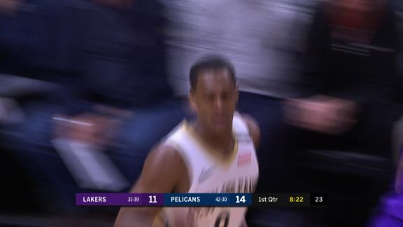 Rondo With The Layup