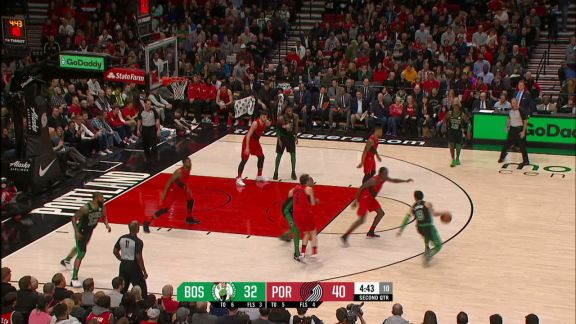 Morris 4-Point Play
