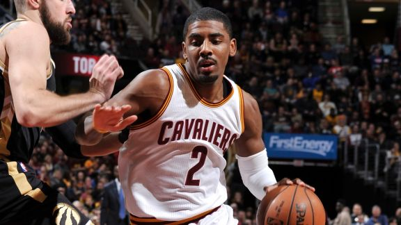 2017 AllStar Top10: Kyrie Irving