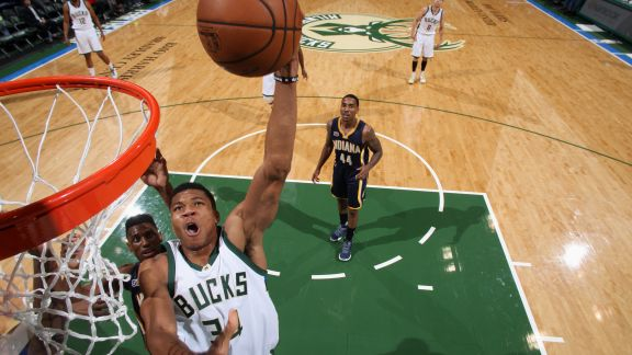 Bucks Defend The Home Court Against Pacers