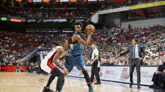 All-League Pass Team: Andrew Wiggins