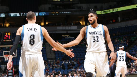 Nightly Notable: Karl Anthony-Towns