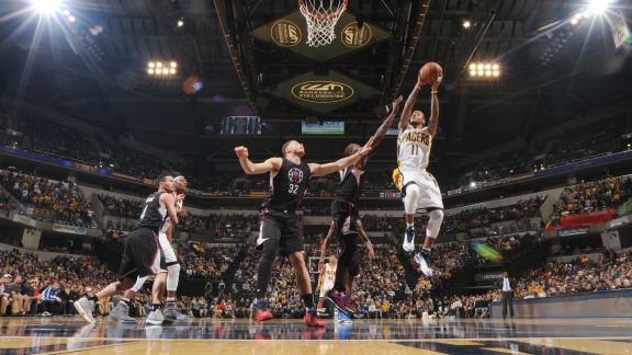 GAME RECAP: Pacers 91, Cippers 70