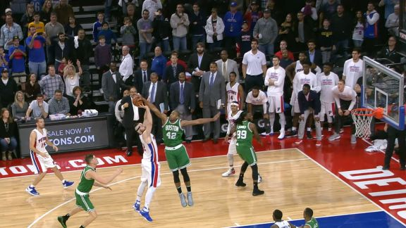 Block of the Night - Al Horford