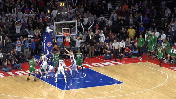 Play of the Day - Al Horford