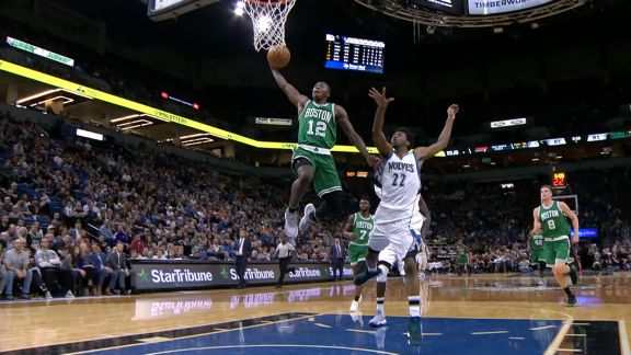 Play of the Day - Terry Rozier