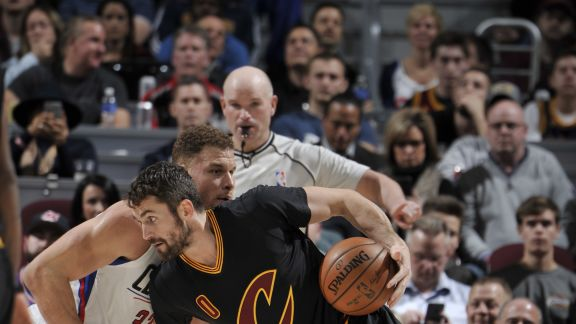 GAME RECAP: Clippers 113, Cavaliers 94