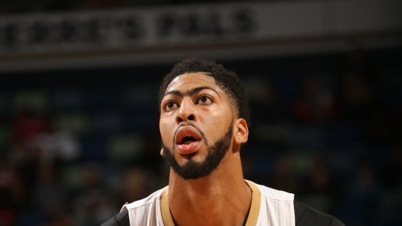 Anthony Davis' Highlights