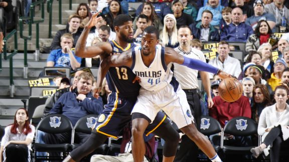 GAME RECAP: Mavericks 111 , Pacers 103