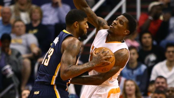 GAME RECAP: Pacers 109, Suns 94