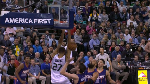 Play of the Day - Rudy Gobert