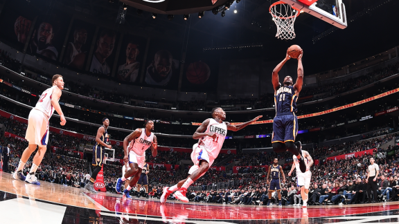GAME RECAP: Pacers 111, Clippers 102