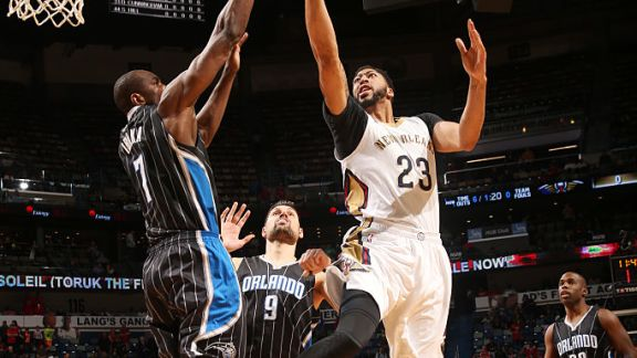 GAME RECAP: Pelicans 118, Magic 98