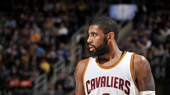 Kyrie's 28 Points