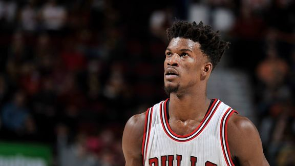 2017 AllStar Top10: Jimmy Butler