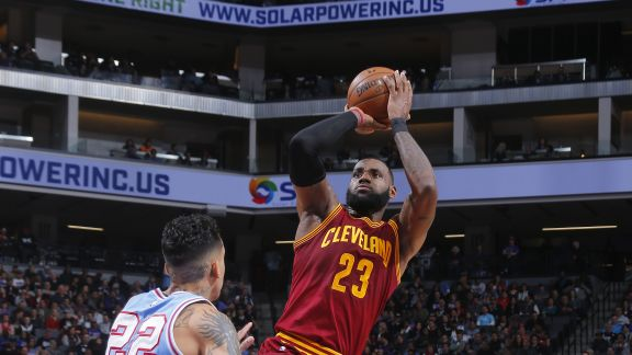 GAME RECAP: Cavaliers 120, Kings 108