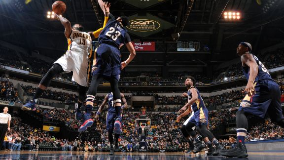 GAME RECAP: Pacers 98, Pelicans 95