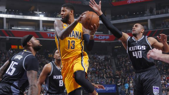 GAME RECAP: Pacers 106, Kings 100