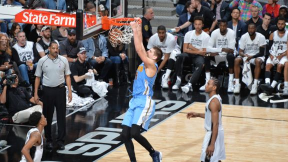 Highlights: Nikola Jokic's 35 Points