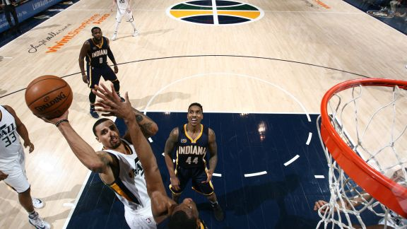 GAME RECAP: Jazz 109, Pacers 100
