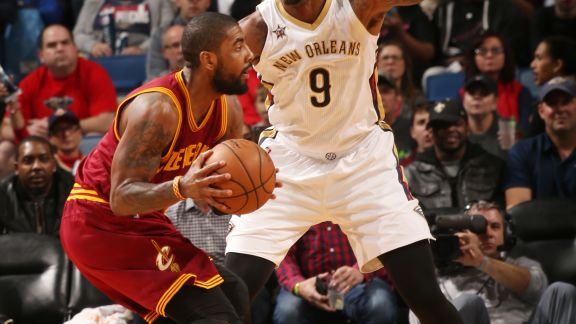 Irving Lights Up New Orleans