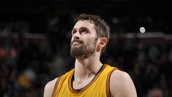 2017 All-Star Top 10: Kevin Love