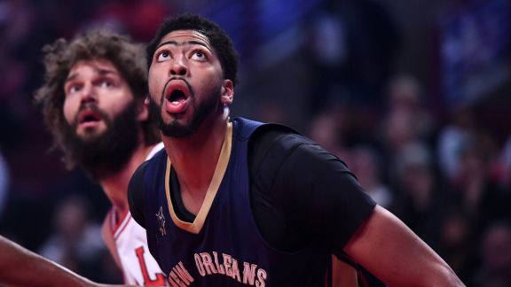 Anthony Davis Highlights Against Chicago