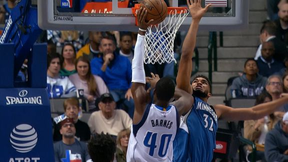 Block of the Night - Karl Anthony-Towns