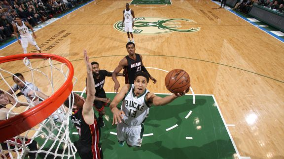 KIA Eastern Conference Rookie Of Month Nominee: Malcolm Brogdon