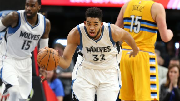 Towns' Double-double