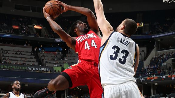 GAME RECAP: Pelicans 95, Grizzlies 91