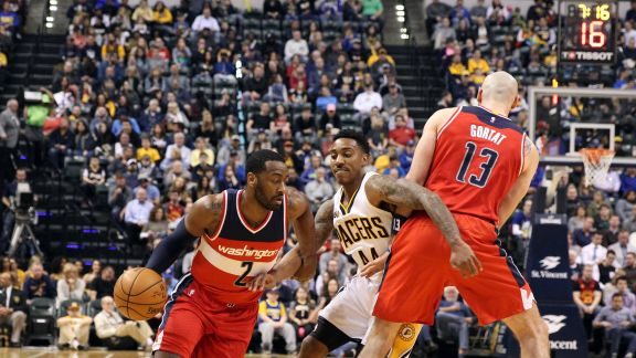 GAME RECAP: Wizards 111, Pacers 98