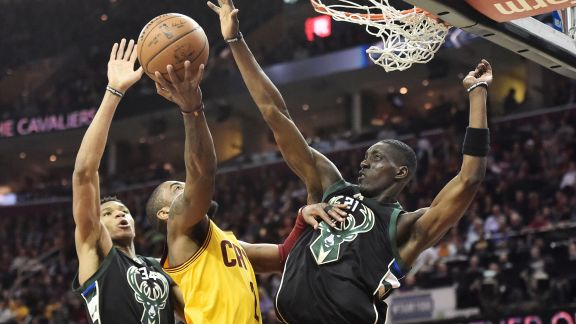 GAME RECAP: Cavaliers 102, Bucks 95