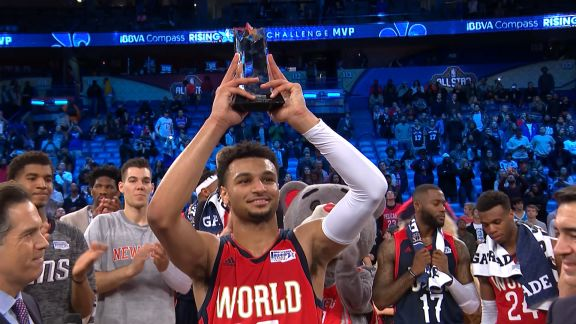 Nightly Notable - Jamal Murray