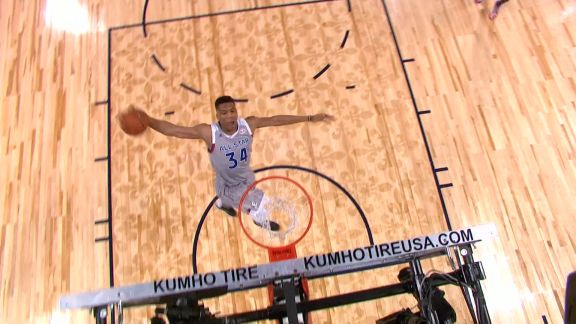 Move of the Night - Giannis Antetokounmpo